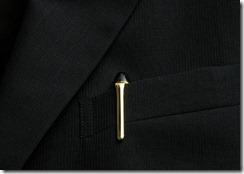 プロフィット21レフティ 胸ポケット スーツ 写真