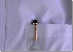 プロフィット21レフティ 胸ポケット シャツ 写真