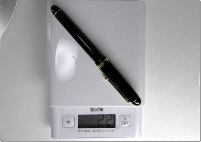 カスタム74 重量 写真