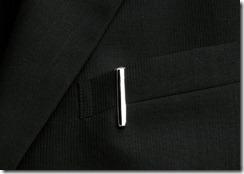 プレラ 胸ポケット スーツ 写真